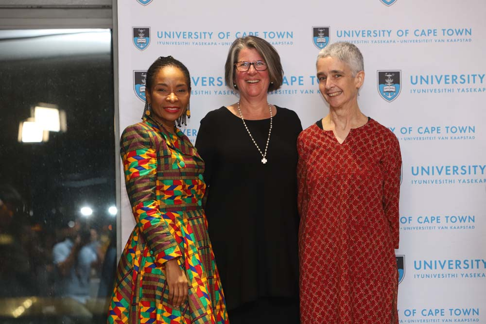 Uct Retirees Pass On The Baton Faculty Of Health Sciences