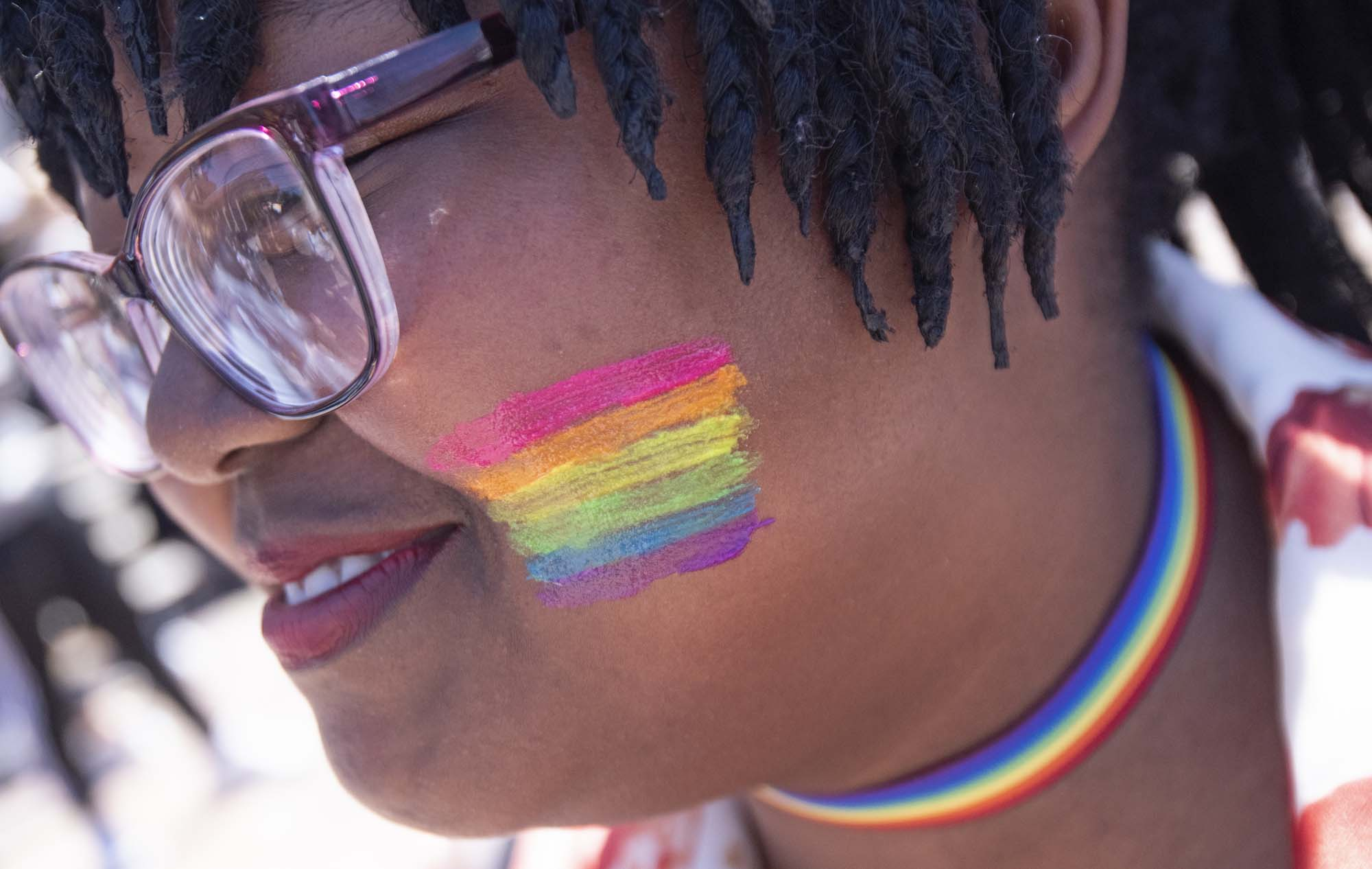 Rainbow Week: an annual celebration of the university's efforts to create an inclusive space for all.