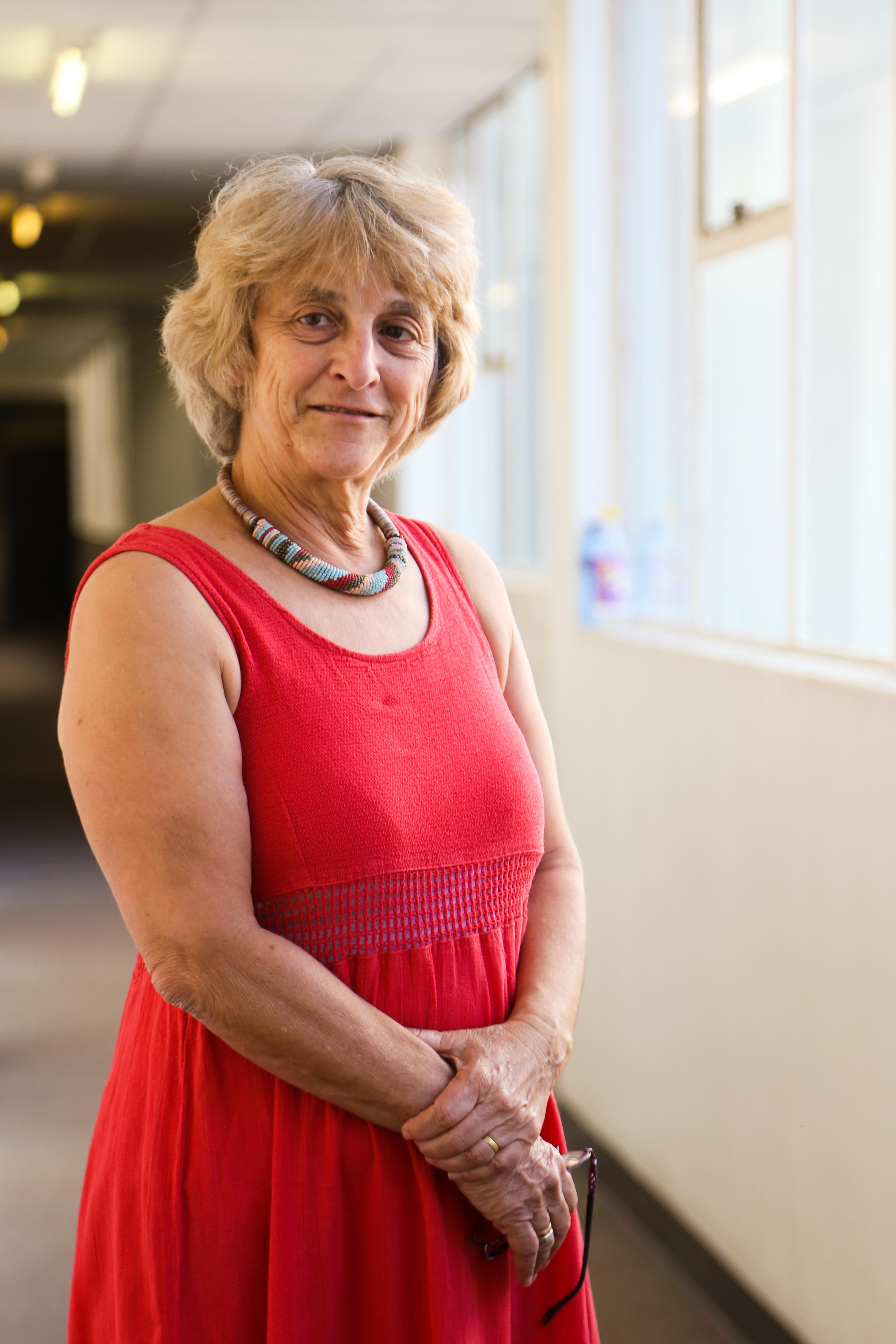 Prof Naomi (Dinky) Levitt
