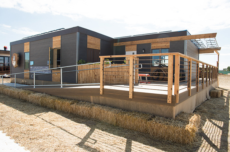 Solar Decathlon University of California, Davis
