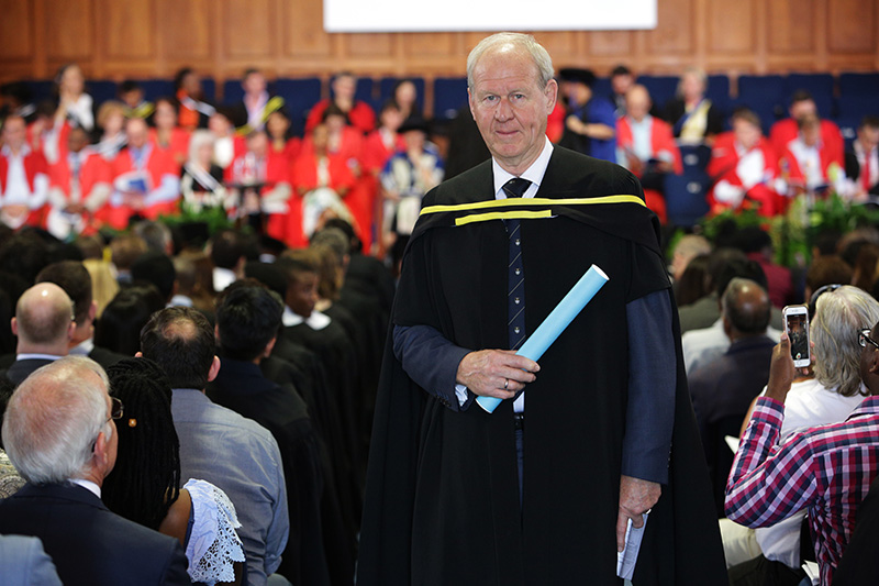 Graduates must become more African