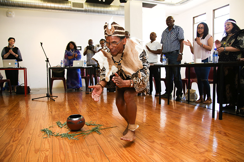The Khoi community has allowed the institution to commemorate Sarah Baartman