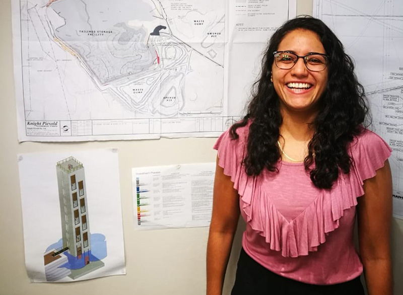 Women top UCT's civil engineering honours class