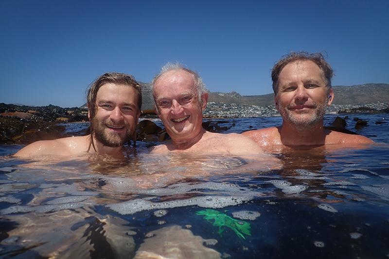 Jannes Landschoff, Craig Foster, Charles Griffiths