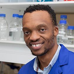 Dr Hlumani Ndlovu.