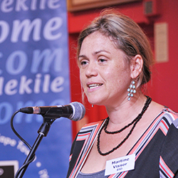Professor Martine Visser