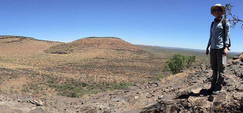 Ga-Mohana landscape